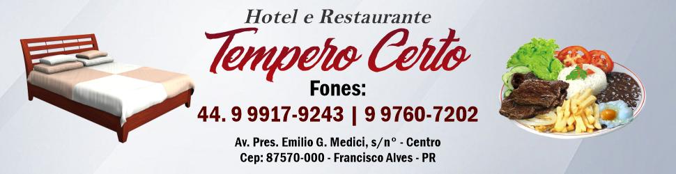 Hotel e Restaurante