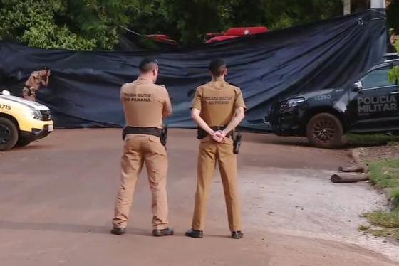 Policiais invadem casa e libertam adolescentes mantidos reféns por 30 horas (Veja o Vídeo)