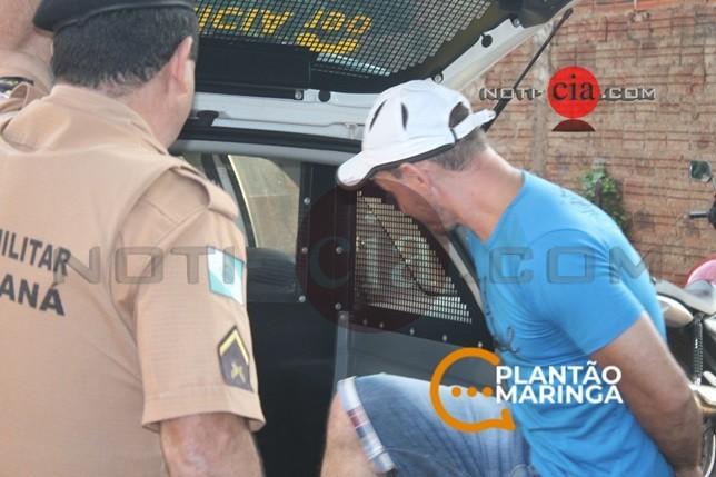 Mulher é esfaqueada pelo ex-marido na frente do filho em Paiçandu