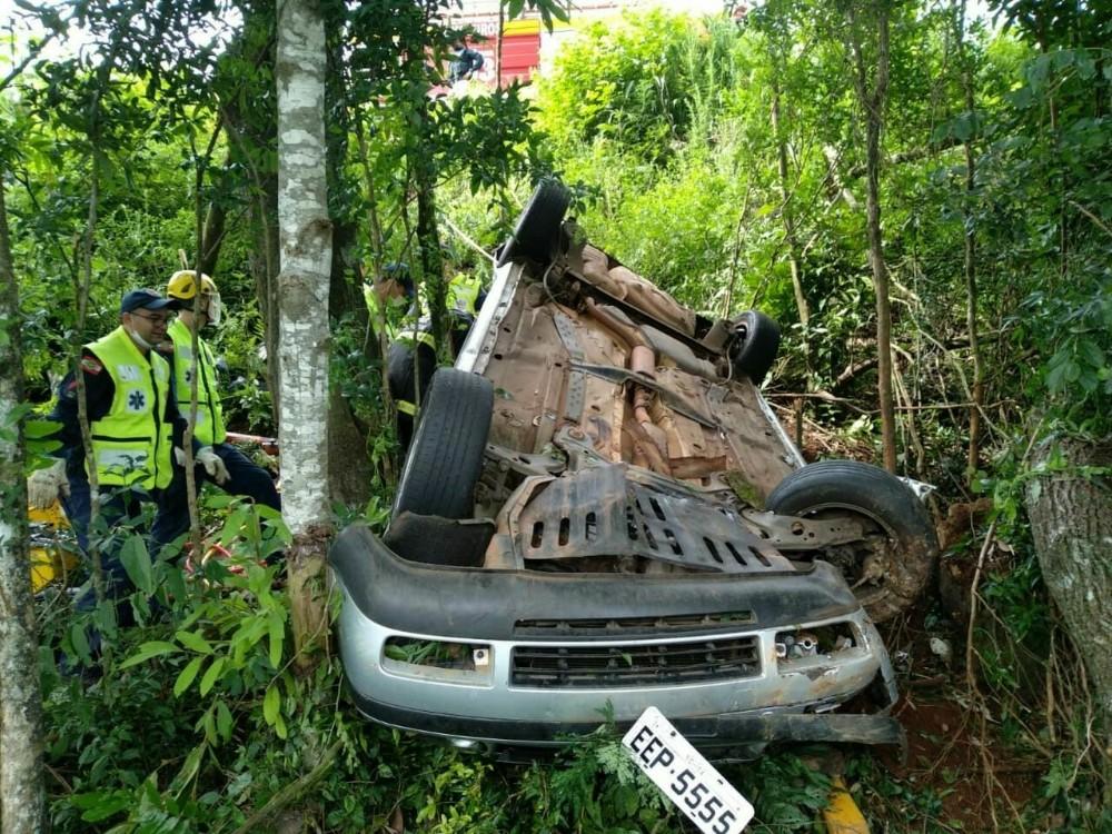 Quatro vítima fatais de acidente na BR-282 com Golf de Itá seriam haitianos e moradores de Concórdia; criança de 11 anos está entre os mortos