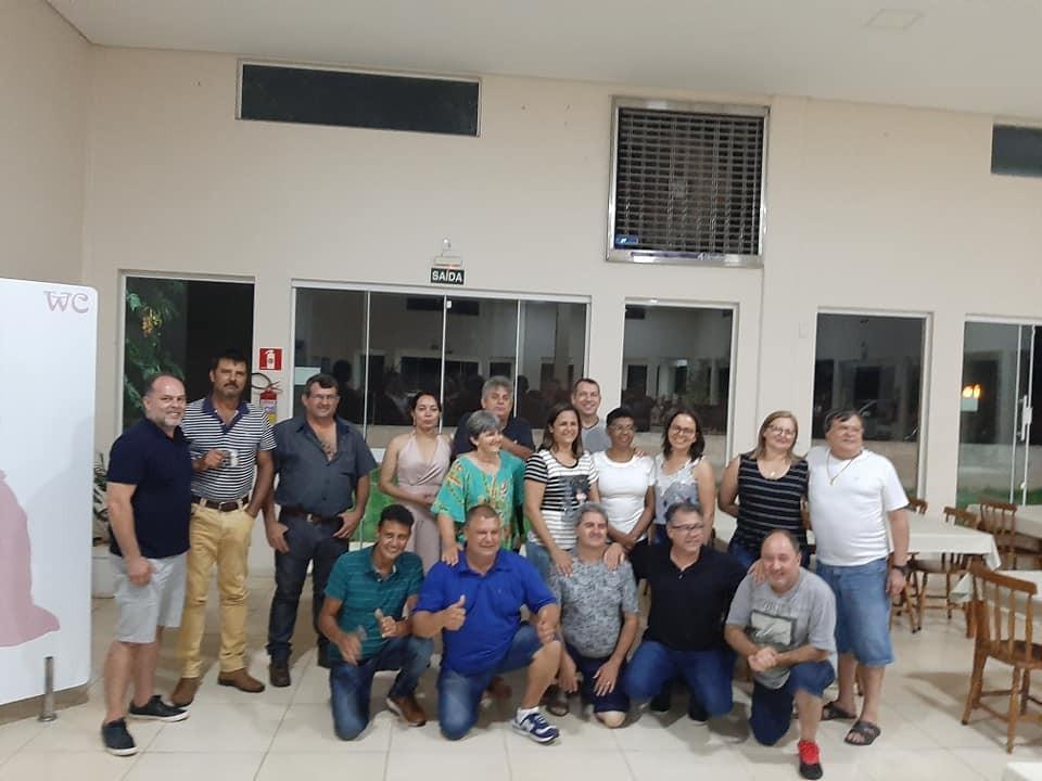 Formandos do Curso de Técnico em Contabilidade do Colégio Vicente Tomazine Promove Encontro em Francisco Alves
