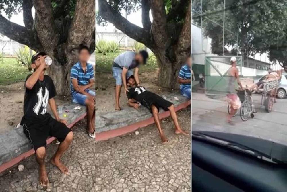 Em troca de 20 reais, homem aposta para beber cachaça na Bahia e morre