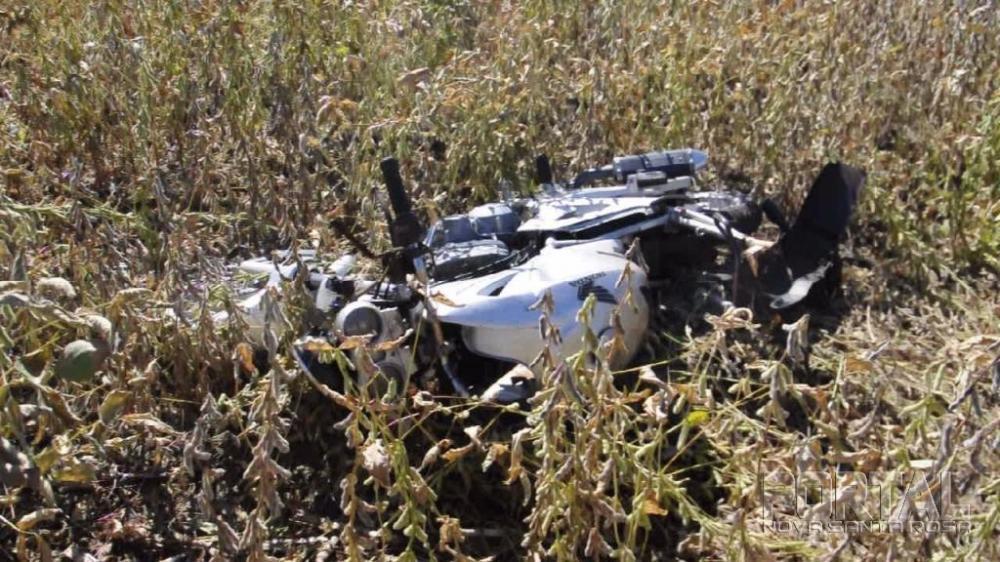 Motociclista de 21 anos morre em acidente na PR-486, em Assis Chateaubriand