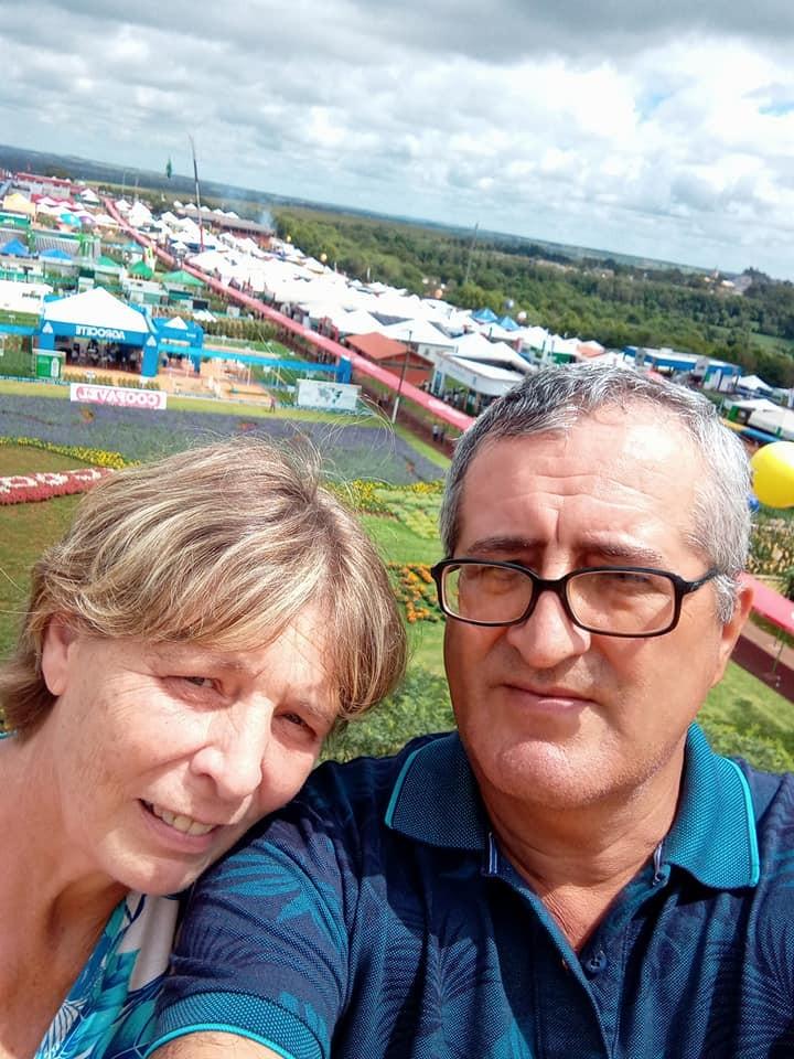 Agricultores de Francisco Alves visitam o 32º Show Rural de Cascavel