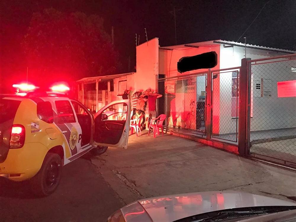 Prefeitura Municipal, Vigilância Sanitária e Polícia Militar fiscalizam estabelecimentos comerciais em Francisco Alves.