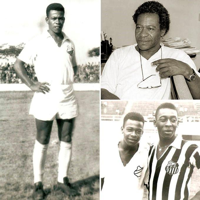 Morre Zoca, irmão de Pelé, aos 77 anos