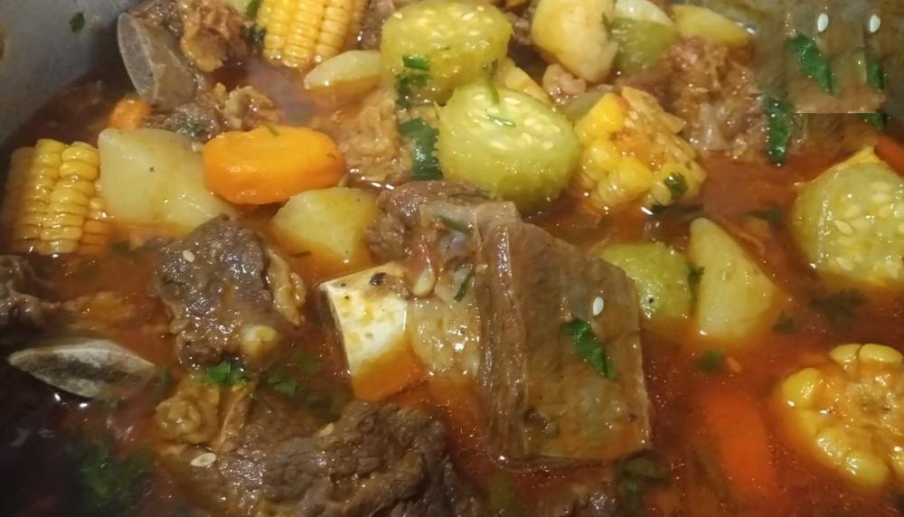Receita de costela com legumes na pressão