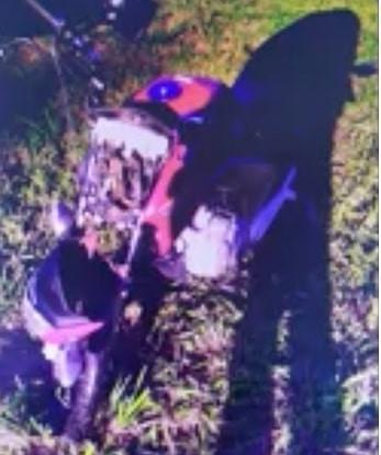 Morador de Iporã Jubelino Donizete da Silva (Juba), sofre ferimentos graves após acidente na PR 323