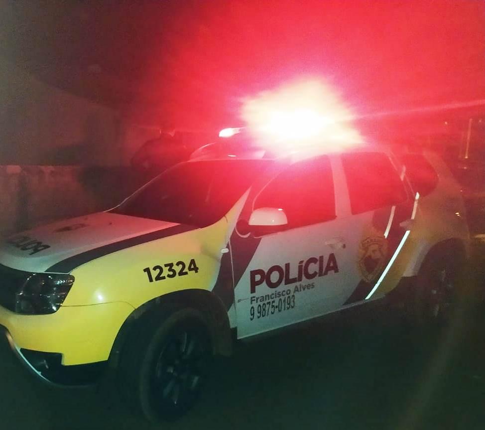 Polícia Militar é acionada após briga de casal