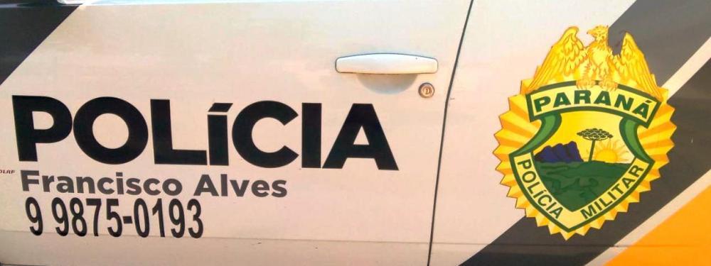 Motocicleta é furtada no Bairro Catarinense.