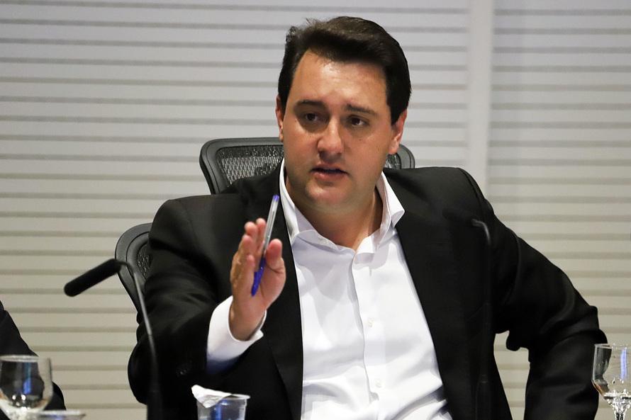 O governador Ratinho Júnior vai decretar lockdown no Paraná a partir da próxima quarta-feira (1)