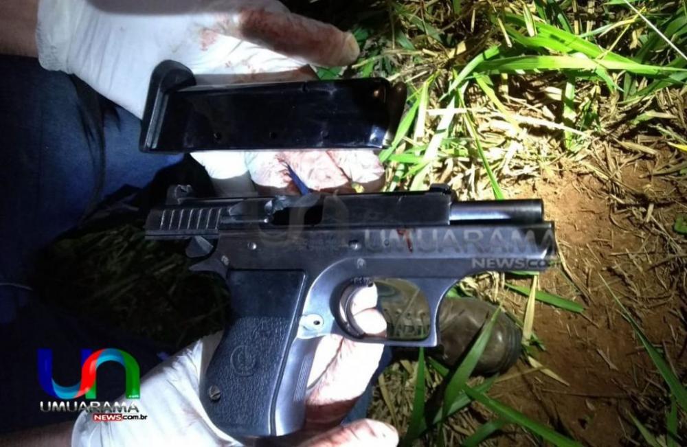 Identificado um dos assaltantes mortos em confronto com a Polícia Militar