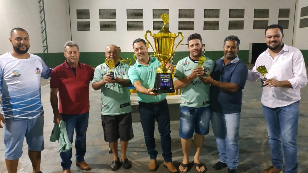 CAMPEONATO MUNICIPAL DE TRUCO POR EQUIPES EDIÇÃO 2019