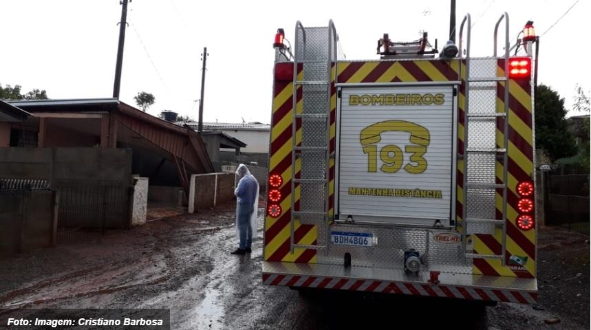 Chuva deixa rastro de destruição em Ponta Grossa