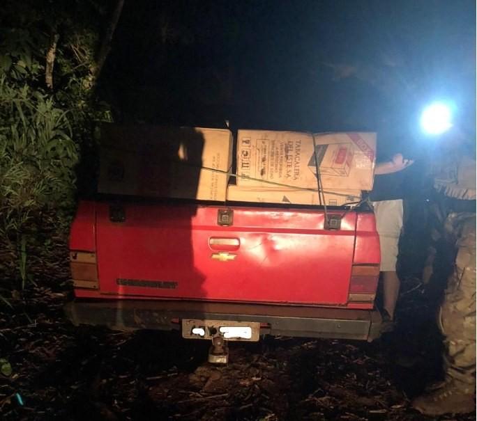 Operação Hórus faz mais apreensões em Guaíra/PR