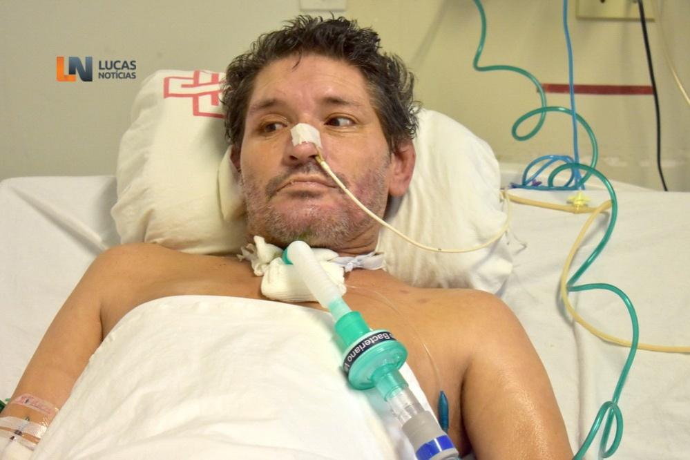 Santa Casa de Campo Grande tenta identificar desconhecido que está internado há mais de dois meses no hospital