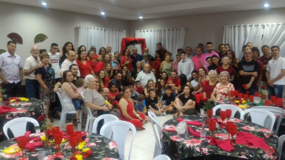 4º Encontro da Família CORTÊS Realizado em Palotina no Último final de semana